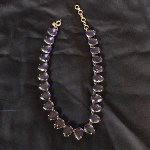J Crew Statement Teardrop Necklace
